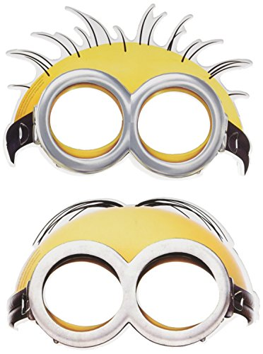 Image of Amscan International 6 Minions Face Masks