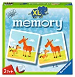 Mein Erstes XL Memory Tiere Board Game