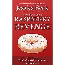Raspberry Revenge (The Donut Mysteries Book 23) (English Edition)