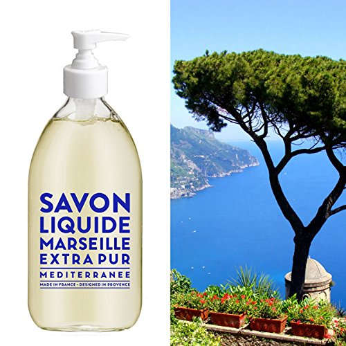 Compagnie de Provence - Seife/Flüssigseife - Mediterranean Sea - 500 MML - Synthetische Meersalz