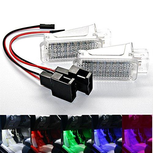 2 x LED Module à LED SMD - Blanc Bleu Rouge Vert Violet Lot de de Mémoire