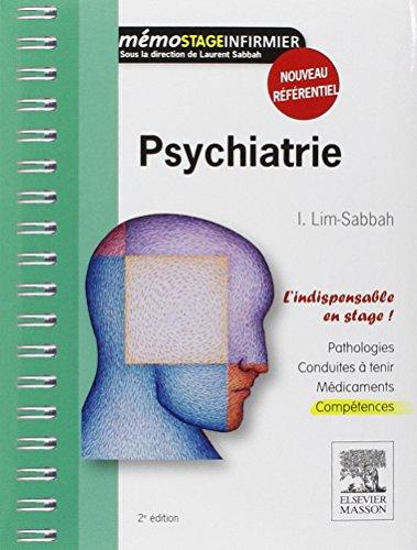 Psychiatrie: L'indispensable en stag...
