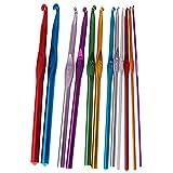 Imported 12 Sizes Multicolor Aluminum Cr...