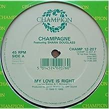 My love is right '89 (feat. Shana Douglas) [Import anglais]