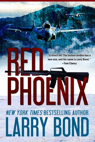 Red Phoenix by Larry Bond, Patrick Larkin