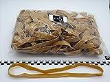 Progom - Gummibänder - 300(Ø190)mm x 15mm - natur - 1kg beutel