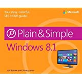 Windows 8.1 Plain & Simple by Joli Ballew (2013-11-25)