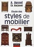 Etude des styles de mobilier - 2...