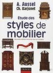 Etude des styles de mobilier - 2�me �...