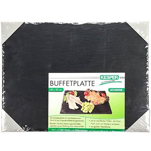 kesper-38101-buffet-platte-aus-schiefer-40-x-30-cm
