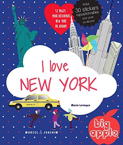 I love New York par Marie Levêque