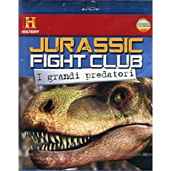 Jurassic Fight Club - I Grandi Predatori (Blu-Ray+Booklet) [Italia] [Blu-ray]