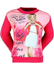 Violetta Pull en col rond Manches longues Fille