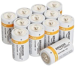 AmazonBasics Everyday Batteries