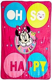 Disney Minnie Mouse Kids light weight Blanket 1KG Flannel Blankets 160*220 cm