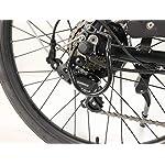 e-IBK-Bici-Elettrica-36V-Volt-10AH-Litio-Samsung-Telaio-in-Alluminio-Cambio-Shimano-6v-26-Pollici-Motore-250w350w-brushless-Bafang-Freni-a-Disco-Forcella-Ammortizzata-Batteria-Integrata-USB