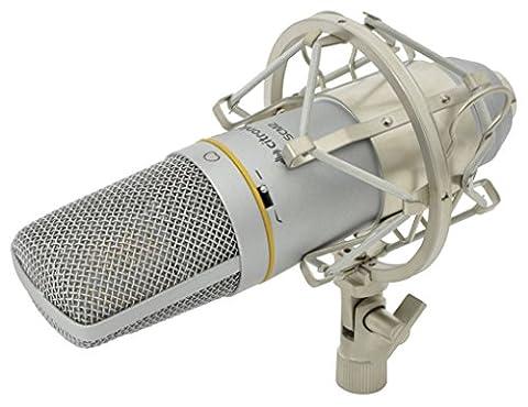 citronic Scm2 Cardioid Studio Condenser Microphone
