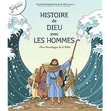 Histoire de Dieu avec les hommes - Frise chronologique de la Bible, collectivités