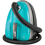 Nilfisk 107403223 - Aspirador de trineo, 220-230 V, con bolsa, color aqua