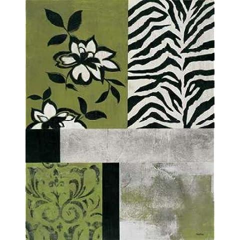 Gioca con I di Cheryl, Martin Stampa Giclée su tela, in carta e decorazioni disponibili, Carta, SMALL (23.5 x 30 Inches )