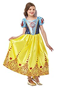 Rubies 640713 - Gema oficial de Disney Princesa nieve blanca para disfraz de princesa (140 cm de altura, 9 a 10 años)