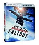 Misión Imposible 6: Fallout - Edición Metálica Exclusiva Amazon (4K UHD + BD + BD Extras) [Blu-ray]