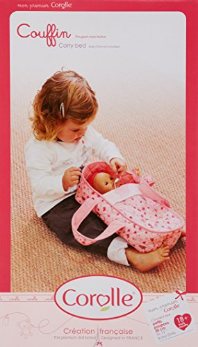 Imagen principal de Corolle X0509 - Capacho para muñeca de 30 cm, color rosa