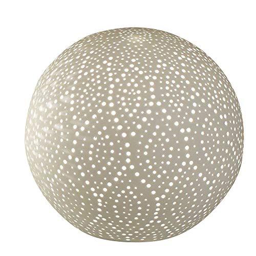 formano kugellampe Kugellampe, Leuchte SWING PUNKTE D. 16cm Keramik weiß Formano