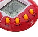 Tamagotchi - verschiedene Farben 49in1 - elektronisches Haustier (rot)