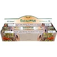Räucherstäbchen Eukalyptus - Tulasi - 3 x 20 Stäbchen preisvergleich bei billige-tabletten.eu