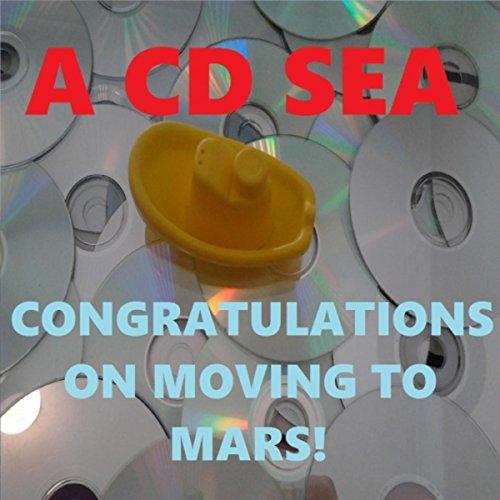 Congratulations On Moving to Mars, Brad