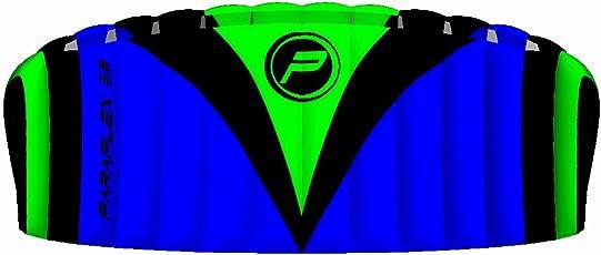 Paraflex Sport 2.3 blau Lenkmatte Lenkdrachen