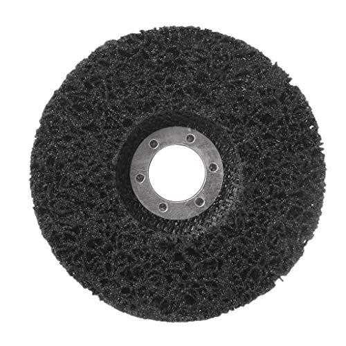 Werst Schleifscheibe, 115 x 22 mm, für Grobschleifscheiben, zum Entfernen von Lacken, Staub, Winkelschleifer