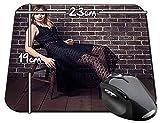 Chloe Moretz C Tapis De Souris Mousepad PC