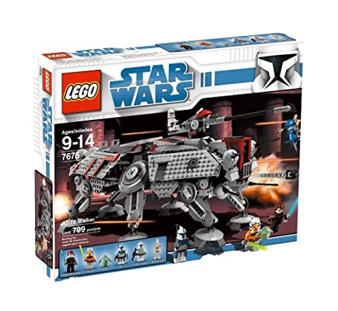 LEGO Star Wars AT-TE Walker (7675) by LEGO (English