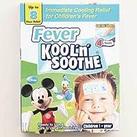 Kool N Soothe Fever 4 Sheets by Kool n Soothe preisvergleich bei billige-tabletten.eu