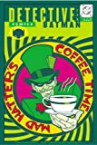 DC Comics Batman Mad pazzo Hatter cappellaio STICKER ADESIVO, Officially Licensed Artwork, 3.38' x 5' - Long Lasting Sticker DECAL