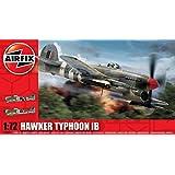 Airfix 1:72 Hawker Typhoon Aircraft Model Kit