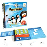 Smart Games SGT 260-8 260-8-Spiel Magnetic Penguins Parade