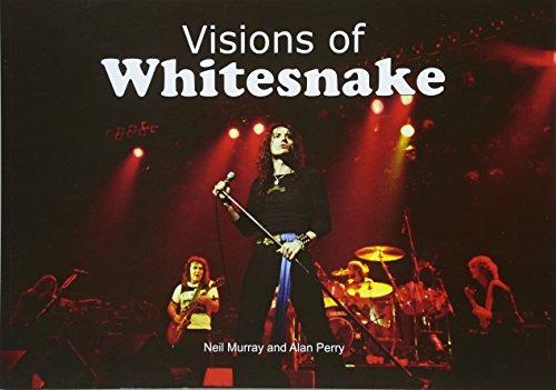 Visions of Whitesnake por NEIL & PERRY MURRAY