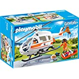Playmobil City Life 70048 Reddingshelikopter