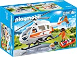 PLAYMOBIL 70048 City Life Rettungshelikopter, bunt