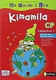 Kimamila CP : Cahier-livre 1 by Catherine Boyer (2012-01-19)