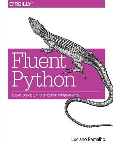 Fluent Python por Luciano Ramalho