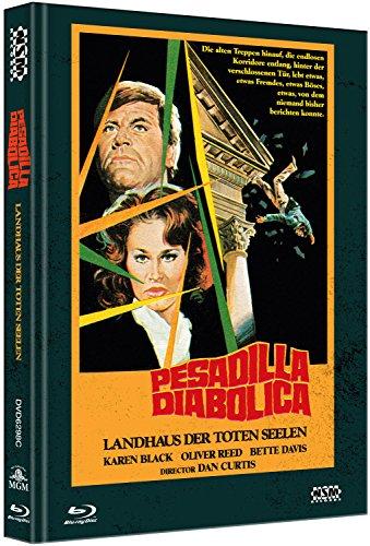 Preisvergleich Produktbild Landhaus der toten Seelen [Blu-Ray+DVD] auf 222 limitiertes Mediabook Cover C