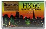 Audio Cassette C 60 HX Superferro; 5er Packung; 60 gebraucht kaufen  Wird an jeden Ort in Deutschland