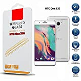 HTC One X10 Tempered Glass Screen Protector (Only For This Phone)