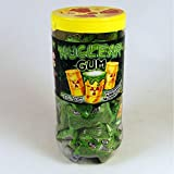 NUCLEAR GUM CHICLE CON ADHESIVO TARRO 50 CHICLES RELLENOS