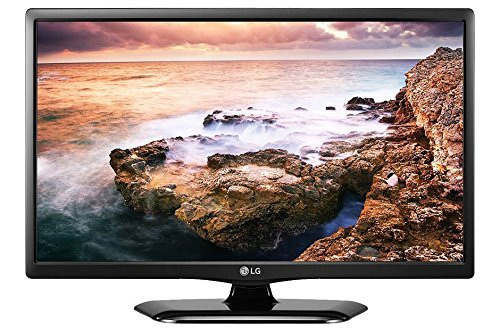 LG 24LH454A 61 cm (24 inches) HD Ready LED IPS TV (Black)