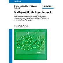 Mathematik Deluxe 2: Lehrbuch Mathematik für Ingenieure 2 inkl. Aufgaben und Lösungen 2